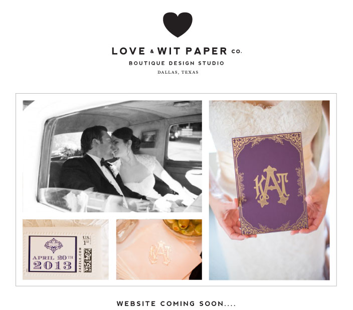 love & wit paper co.